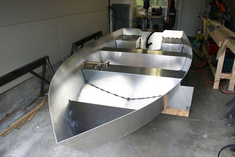Steel Boats