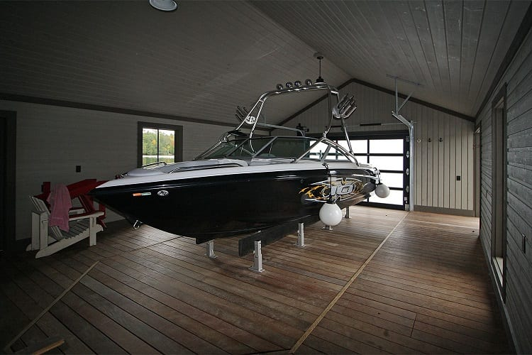 Winter Boat Storage Ideas 1