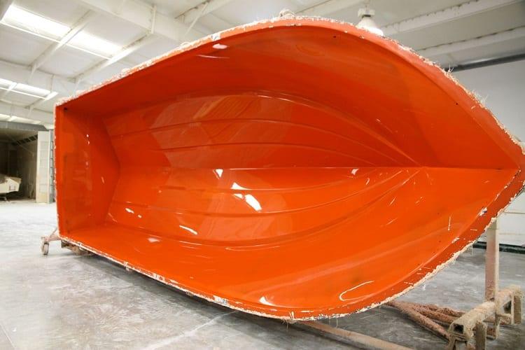 Epoxy Boats