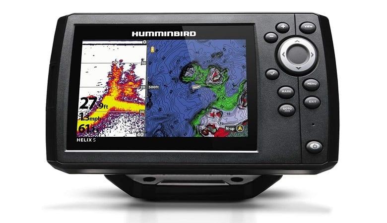 HUMMINBIRD HELIX 5 GPS G2 FISH FINDER