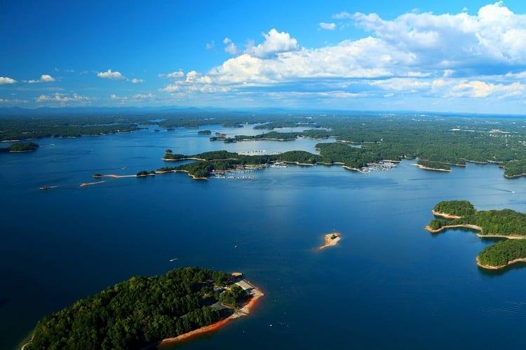 Lake Lanier, Georgia