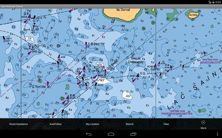 Marine Navigation Apps FAQ