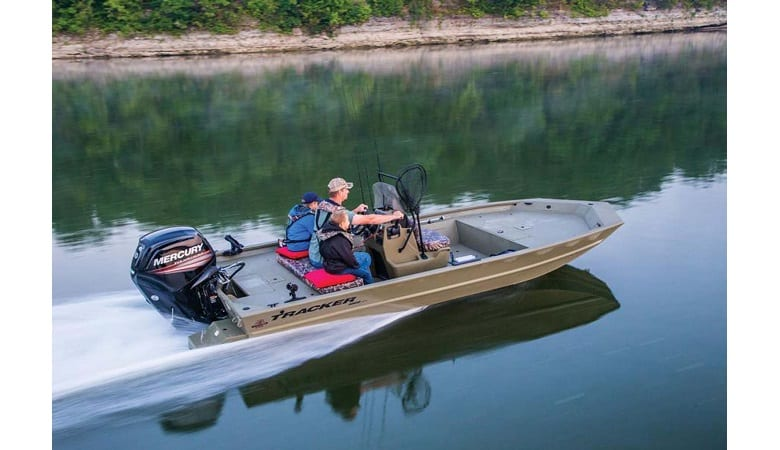 TRACKER BOAT GRIZZLY 1860 CC
