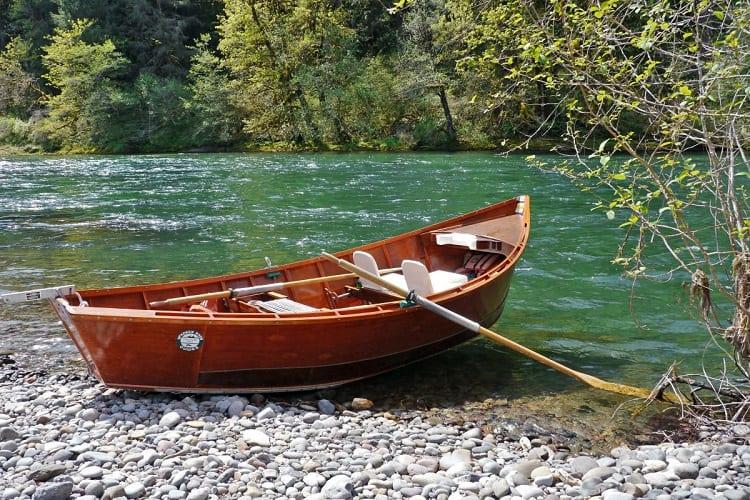 The McKenzie River Dory