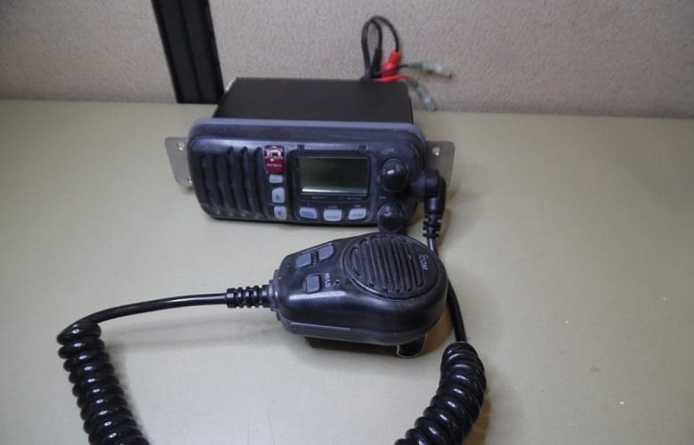 CAN I USE A MARINE VHF RADIO ON LAND?