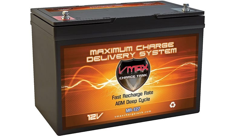 VMAX MAINTENANCE-FREE BATTERY