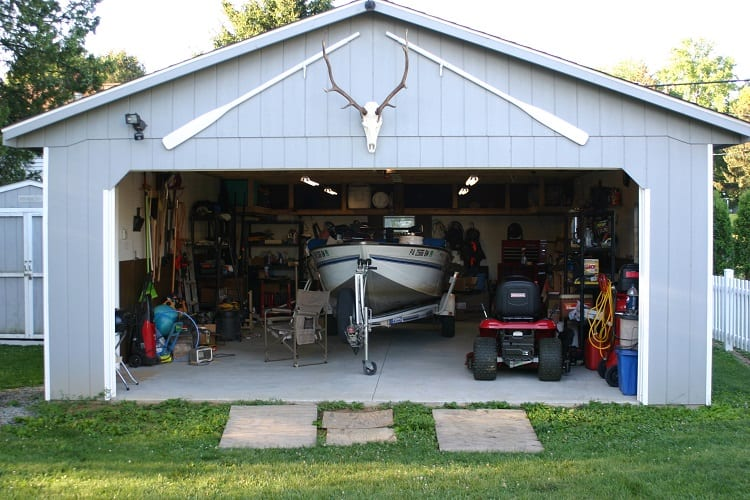 Fit Your Boat Into Your Garage
