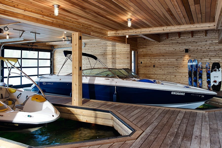 Winter Boat Storage Ideas