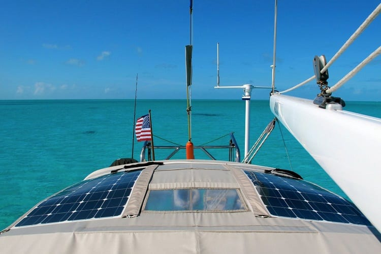 What Kind Of Solar Panels Can Be Installed On The Boats?